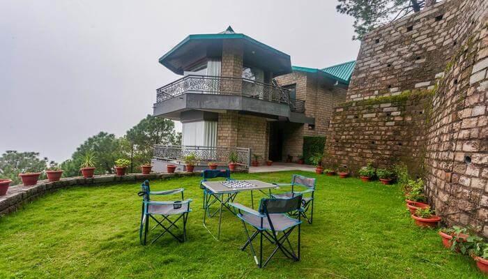 most luxurious Villas in Kasauli