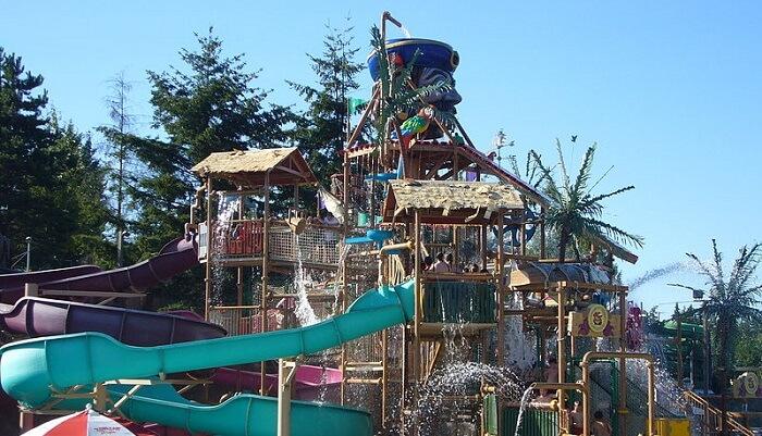 the largest fun park