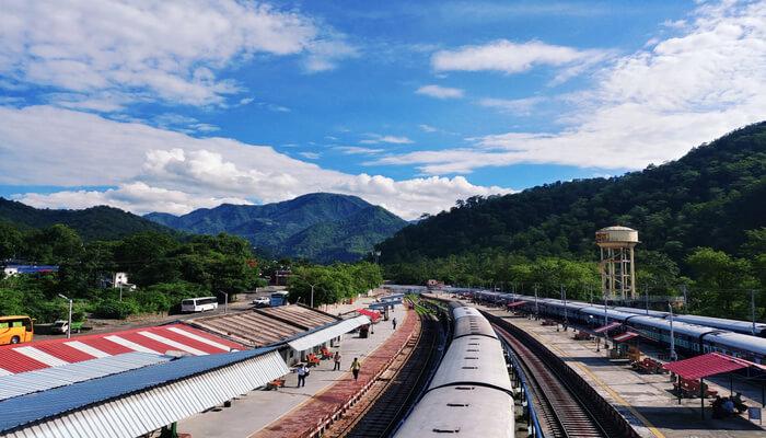 Delhi To Nainital Trains