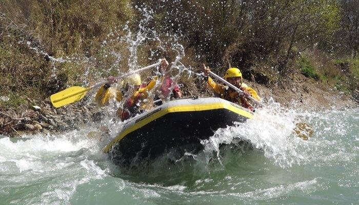 Rafting In Kannur