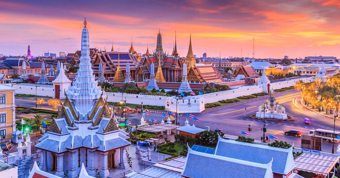 Bangkok In June