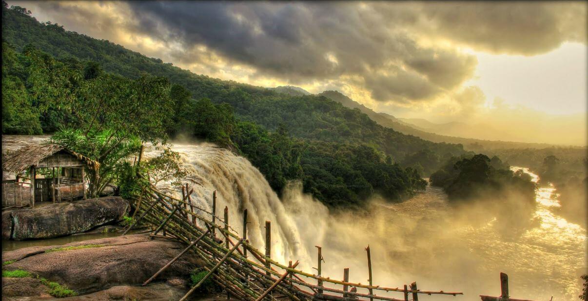 10 Alluring Waterfalls In Kerala Traveltriangle
