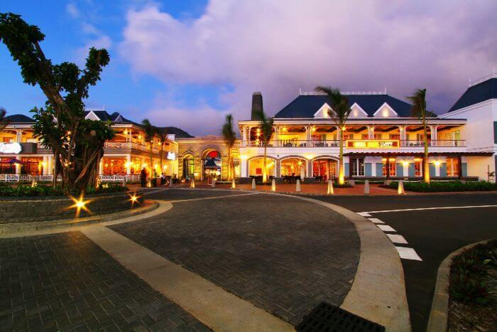 Bagatelle Shopping Mall in Moka Mauritius
