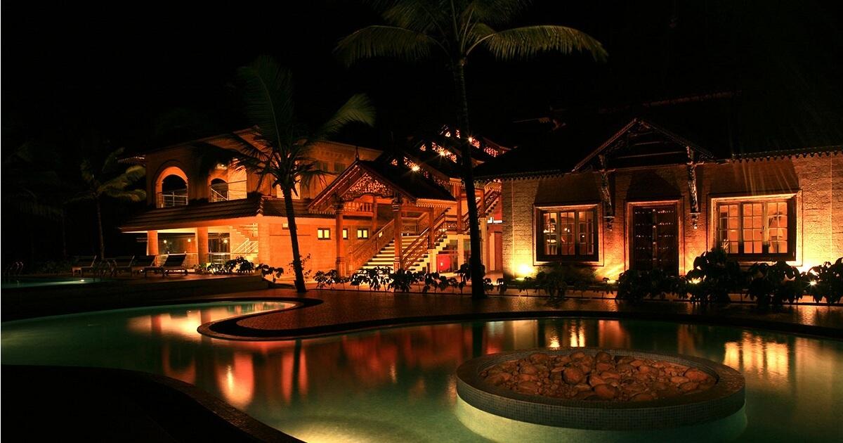 20 best resorts in kumarakom travel triangle for Top 20 hotels