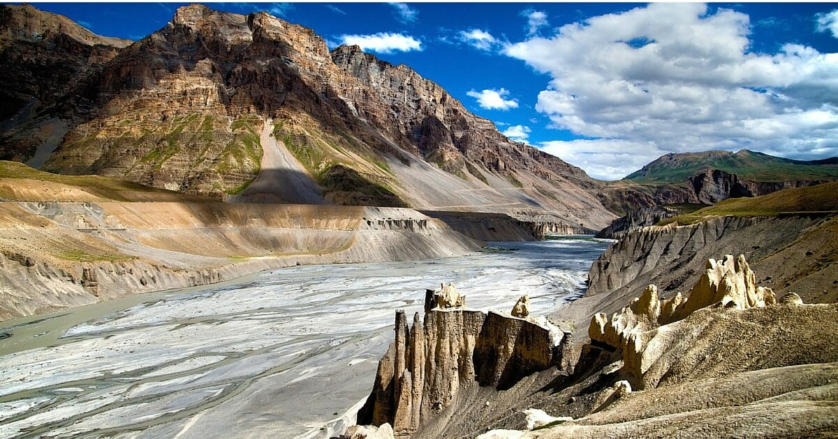 Test Your Grit, Take The Spiti Valley Trek!