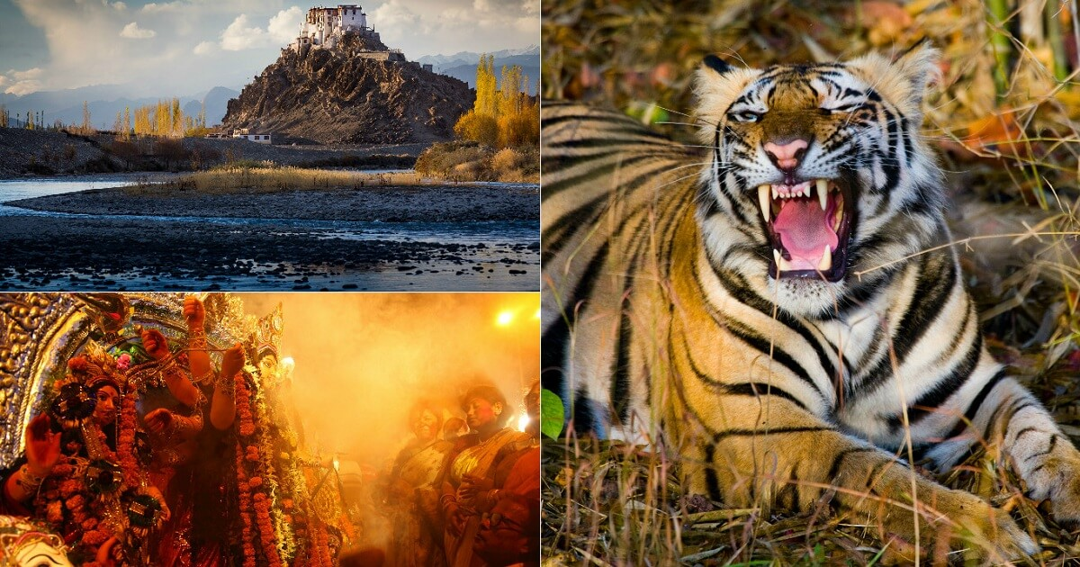 18 Best Places To Visit In October In India 2018