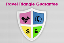 Travel Triangle Grarantee